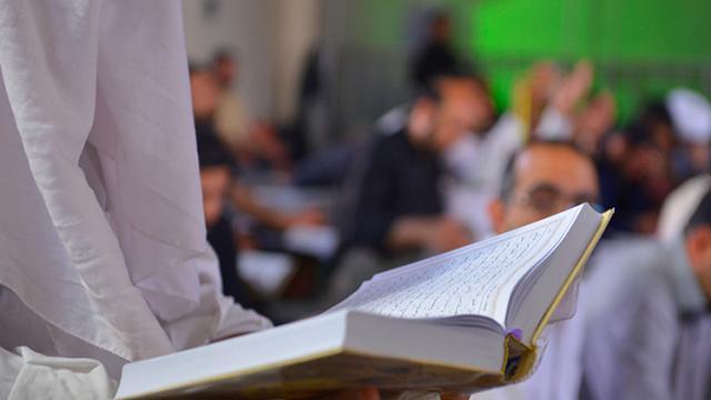 حال و هوای اعتکاف در جوار حرم حضرت عبدالعظیم (ع)